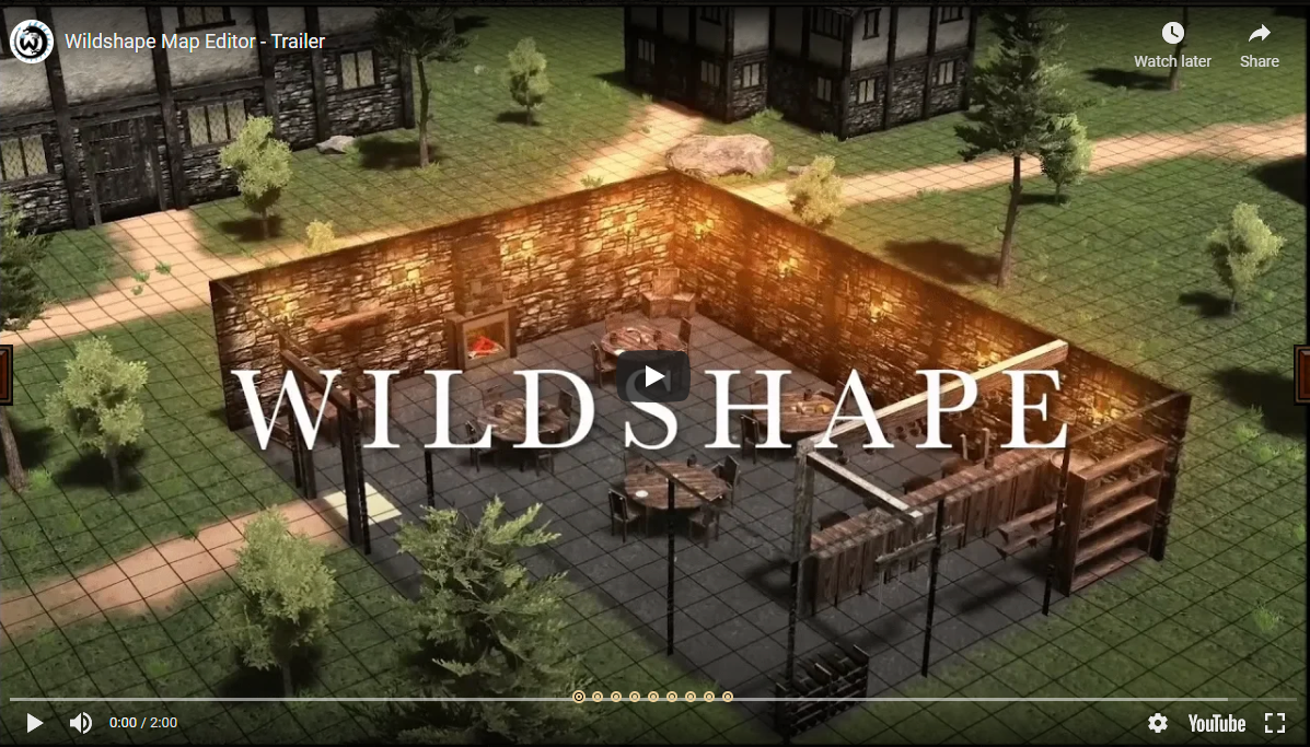 Wildshape Trailer Video